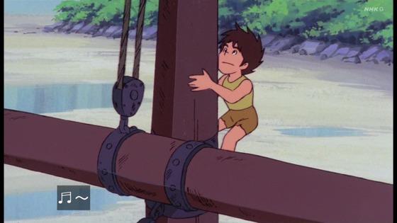 「未来少年コナン」第19話感想 画像  (121)