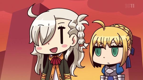 アニメ『マンガでわかる!Fate Grand Order』感想 (14)
