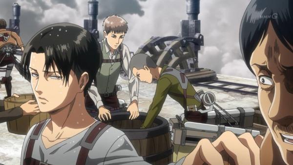 「進撃の巨人 Season3」(3期 9話)46話感想 (38)