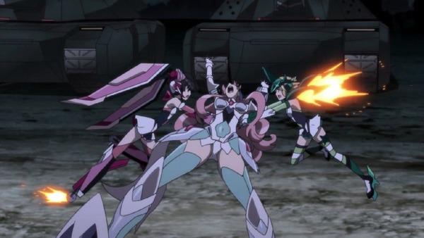 「戦姫絶唱シンフォギアAXZ」4期 12話 (19)