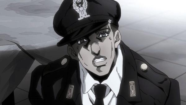 「ジョジョの奇妙な冒険 5部」28話感想 (27)
