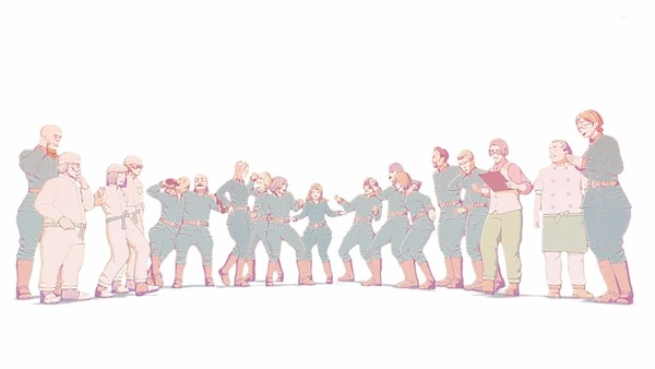 「空挺ドラゴンズ」第1話感想 画像 (49)