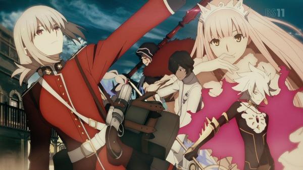 「FateGrand Order 絶対魔獣戦線バビロニア」FGO 1話感想 (6)
