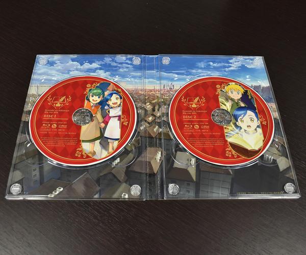 「本好きの下剋上」Blu-ray BOX (3)