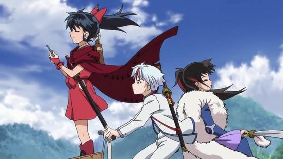 「半妖の夜叉姫」第6話感想 画像  (8)