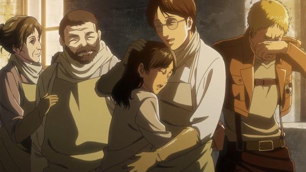 「進撃の巨人 Season3」(3期 11話)48話感想 (36)