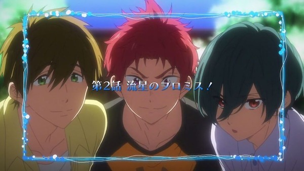「Free! Dive to the Future」3期 1話 (65)