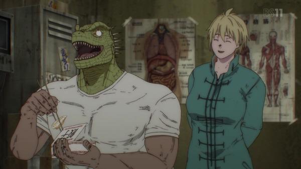 「ドロヘドロ」第12話感想 画像 (46)
