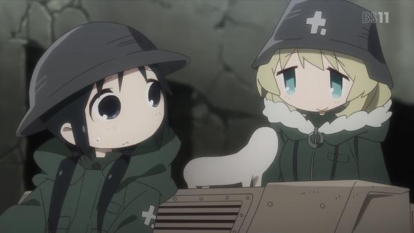 「少女終末旅行」11話 (3)