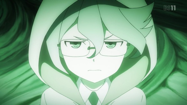 「リトルウィッチアカデミア」16話 (5)