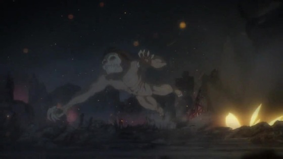 「進撃の巨人」62話(4期 3話)感想 (45)