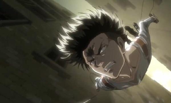 「進撃の巨人 Season3」(3期 2話)39話 (2)