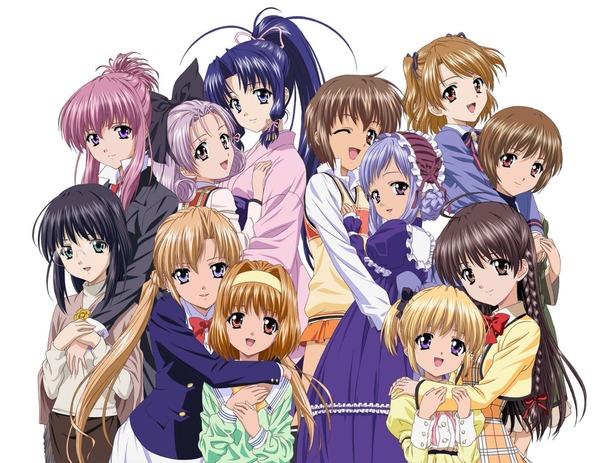 『シスター・プリンセス』15周年 Blu-ray BOX