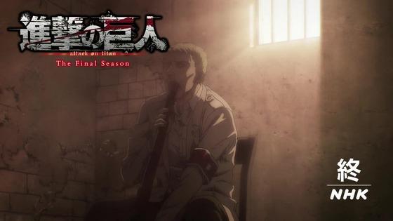 「進撃の巨人」62話(4期 3話)感想 (193)