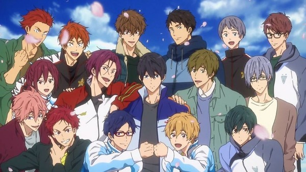 「Free! Dive to the Future」3期 1話 (23)