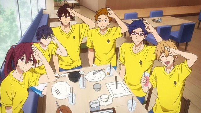 「Free! Dive to the Future」3期 11話感想 (20)