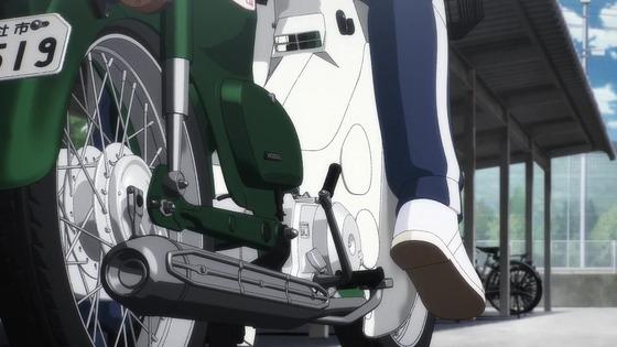「スーパーカブ」4話感想 (37)