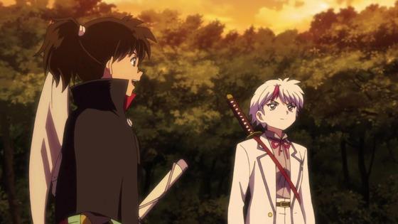 「半妖の夜叉姫」第7話感想 画像  (7)