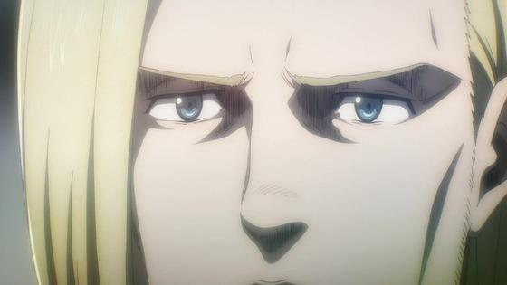 「進撃の巨人」64話(4期 5話)感想 (102)