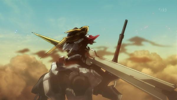 「機動戦士ガンダム 鉄血のオルフェンズ」50話 (43)
