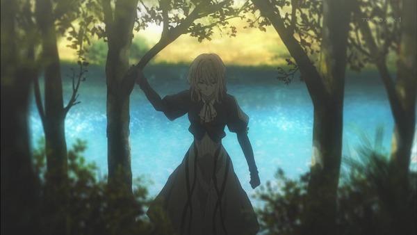 「ヴァイオレット・エヴァーガーデン」8話 (36)