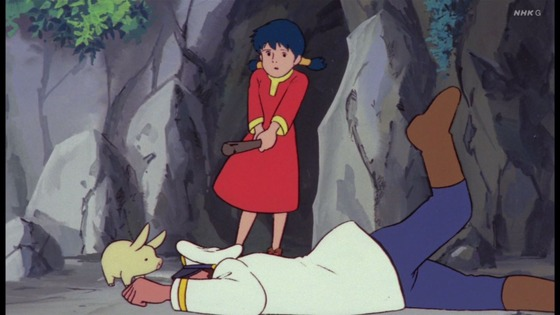 「未来少年コナン」第19話感想 画像  (78)