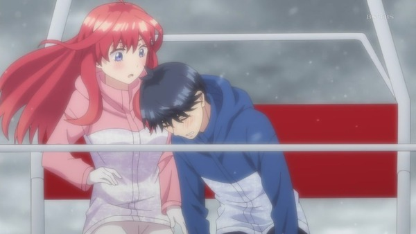 「五等分の花嫁」第12話感想  (23)