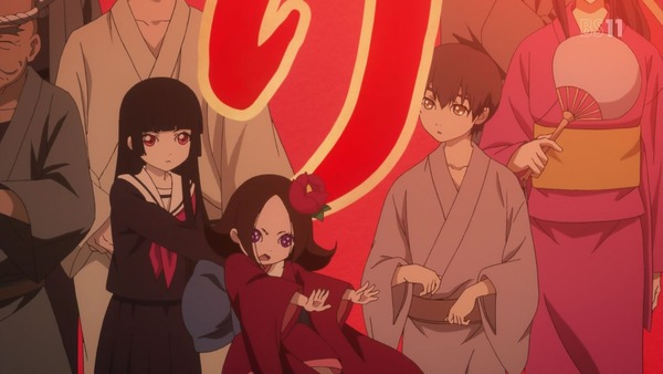「地獄少女 宵伽」4期 6話 (35)