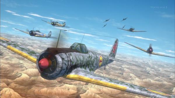 「荒野のコトブキ飛行隊」5話感想 (32)
