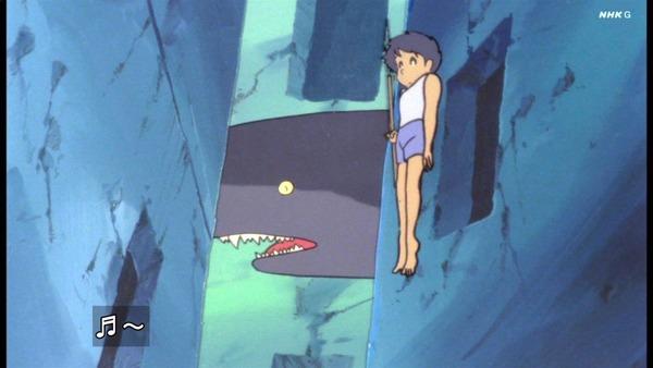 「未来少年コナン」第1話感想 画像 (22)