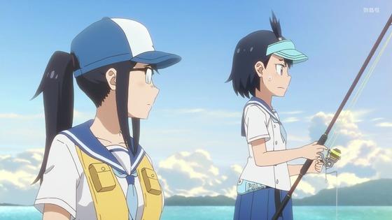 「放課後ていぼう日誌」第11話感想 画像  (50)