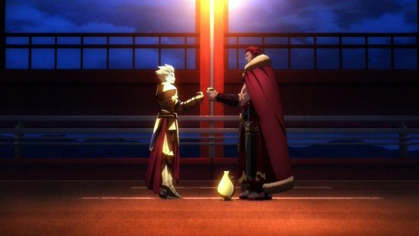 「FateZero」23話 (8)
