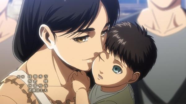 「進撃の巨人 Season3」(3期 11話)48話感想 (58)