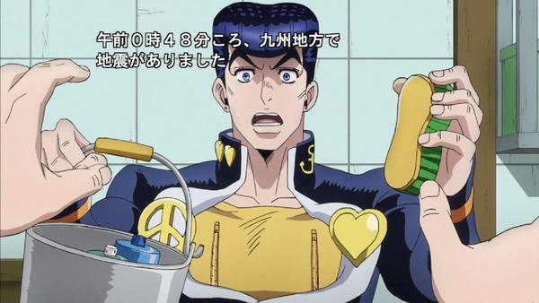 「ジョジョの奇妙な冒険 ダイヤモンドは砕けない」10話感想 (42)