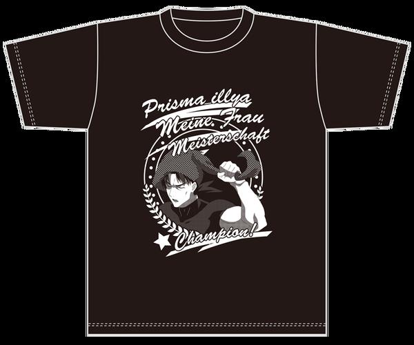 第2回 俺の嫁選手権優勝記念Tシャツ