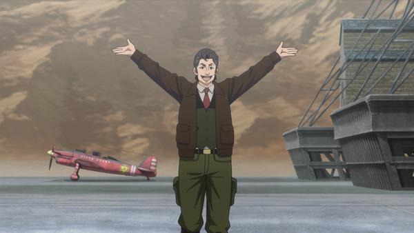 「荒野のコトブキ飛行隊」3話 感想 (11)