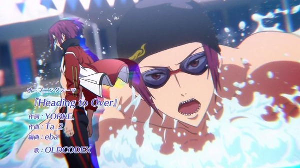「Free! Dive to the Future」3期 1話 (15)