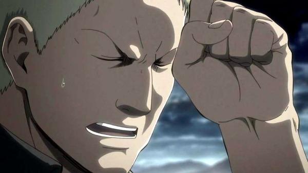 「進撃の巨人 Season2」31話 (13)