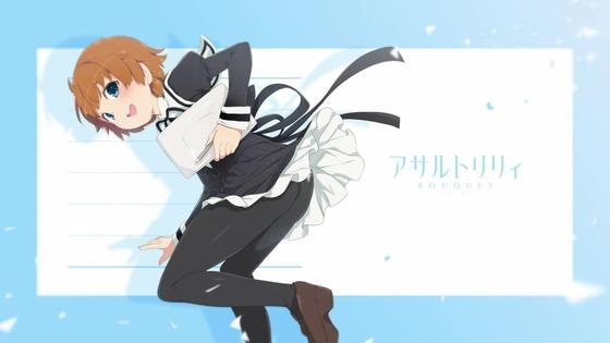 「アサルトリリィ BOUQUET」10話感想 画像 (52)