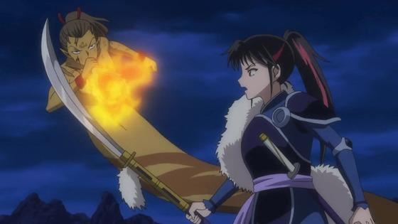 「半妖の夜叉姫」第10話感想 画像  (56)