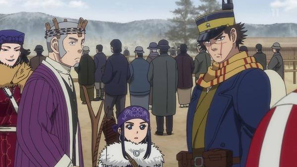 「ゴールデンカムイ」12話(最終回)感想 (100)