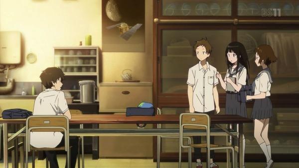 「氷菓」第6話感想 画像 (4)
