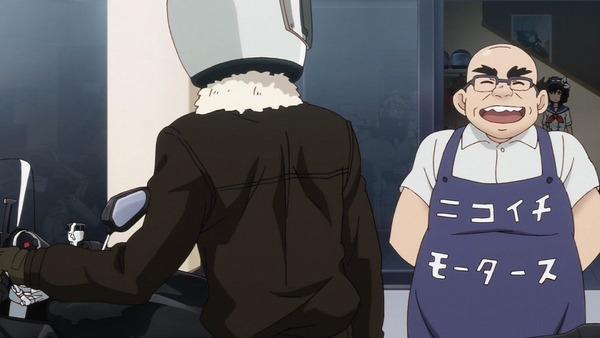 「ばくおん!!」3話感想 (21)