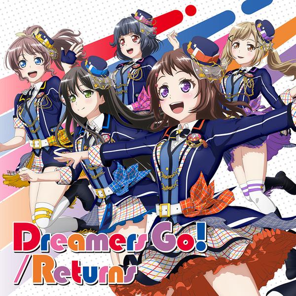 「BanG Dream!」 連続リリースCD (1)