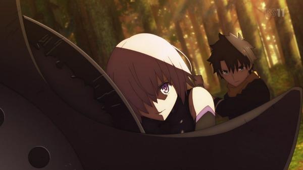 「FateGrand Order 絶対魔獣戦線バビロニア」FGO 2話感想 (19)