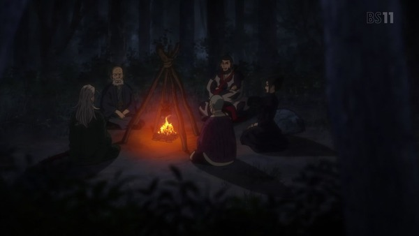 「ゴールデンカムイ」15話(2期 3話) (78)