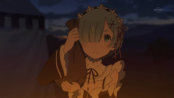 「Re:ゼロから始める異世界生活」16話 (27)