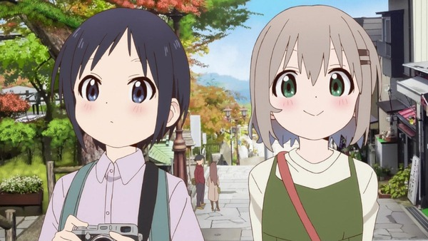 「ヤマノススメ サードシーズン」(3期)8話感想 (27)