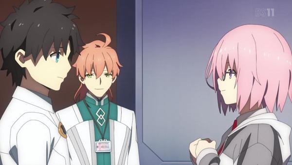 「FateGrand Order 絶対魔獣戦線バビロニア」FGO 1話感想 (4)