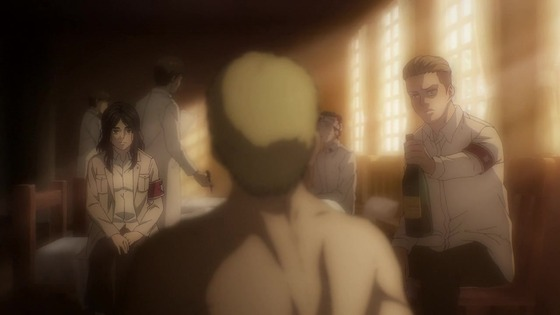 「進撃の巨人」70話(4期 11話)感想 (8)